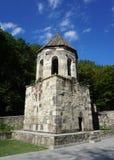 Πύργος κουδουνιών μοναστηριών Mtsvane Borjomi στοκ φωτογραφίες