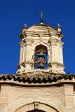 Πύργος κουδουνιών εκκλησιών του ST James, Antequera Στοκ φωτογραφία με δικαίωμα ελεύθερης χρήσης
