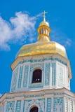 Πύργος κουδουνιών καθεδρικών ναών Αγίου Sophia Στοκ Φωτογραφία