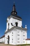 Πύργος κουδουνιών, και πύλη Διαταγή Annunciation στην Πολωνία Στοκ Εικόνες