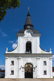 Πύργος κουδουνιών, και πύλη Διαταγή Annunciation στην Πολωνία Στοκ Φωτογραφίες