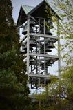 Πύργος κουδουνιών κωδωνοστοιχιών Στοκ Εικόνες