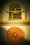 Πύργος κουδουνιών παρεκκλησιών, Anjuna, Goa, Ινδία Στοκ φωτογραφία με δικαίωμα ελεύθερης χρήσης