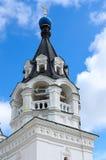 Πύργος κουδουνιών στο ιερό Annunciation μοναστήρι, Murom, Ρωσία Στοκ εικόνα με δικαίωμα ελεύθερης χρήσης