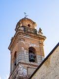 πύργος κουδουνιών της εκκλησίας του ST Augustine Στοκ φωτογραφία με δικαίωμα ελεύθερης χρήσης