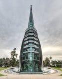 Πύργος κουδουνιών του Κύκνου στο Περθ, δυτική Αυστραλία Στοκ Εικόνες