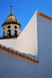 Πύργος κουδουνιών teguise arrecife Lanzarote Ισπανία Στοκ Εικόνες