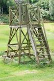 Πύργος κυνηγιού Στοκ Εικόνες