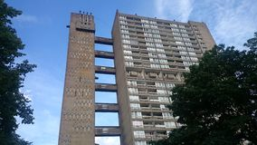 Πύργος Λονδίνο Balfron Στοκ εικόνα με δικαίωμα ελεύθερης χρήσης