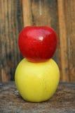 Πύργος μήλων Στοκ φωτογραφίες με δικαίωμα ελεύθερης χρήσης