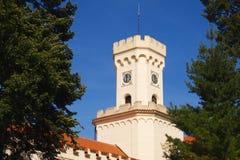 Πύργος μεγάρων στοκ εικόνες