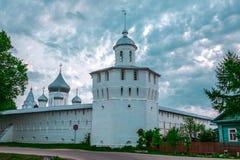 Πύργος μοναστηριών Στοκ φωτογραφία με δικαίωμα ελεύθερης χρήσης