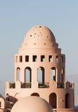 Πύργος μουσουλμανικών τεμενών Στοκ εικόνες με δικαίωμα ελεύθερης χρήσης
