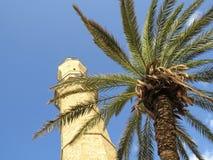Πύργος μουσουλμανικών τεμενών Στοκ Φωτογραφίες