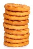 Πύργος μπισκότα Στοκ φωτογραφίες με δικαίωμα ελεύθερης χρήσης