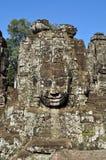 πύργος ναών προσώπου angkor bayon thom Στοκ φωτογραφία με δικαίωμα ελεύθερης χρήσης