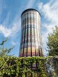Πύργος νερού ουράνιων τόξων, Μιλάνο Στοκ Φωτογραφία
