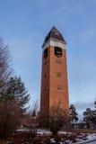Πύργος νερού Katrineholms Στοκ Εικόνες