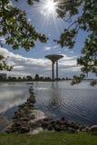 Πύργος νερού Lanskrona 2 Στοκ Εικόνα