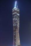 πύργος νύχτας μαρινών απείρ&omicr Στοκ Εικόνες
