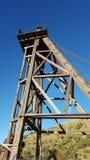 Πύργος ορυχείου Στοκ φωτογραφίες με δικαίωμα ελεύθερης χρήσης