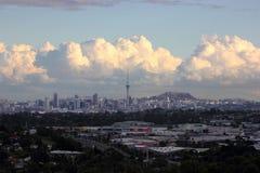 Πύργος ουρανού του Ώκλαντ στοκ φωτογραφία με δικαίωμα ελεύθερης χρήσης