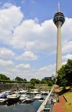 Πύργος ουρανού Στοκ Εικόνες
