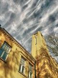 Πύργος ουρανού Στοκ φωτογραφίες με δικαίωμα ελεύθερης χρήσης