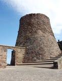 πύργος πορτών κάστρων Στοκ φωτογραφίες με δικαίωμα ελεύθερης χρήσης