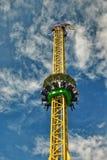 Πύργος πτώσης Στοκ φωτογραφίες με δικαίωμα ελεύθερης χρήσης