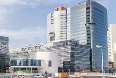 Πύργος πυλών τεχνολογίας Στοκ Εικόνες