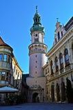 Πύργος πυρκαγιάς σε Sopron, Ουγγαρία Στοκ Εικόνα