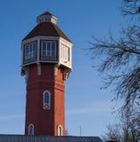 Πύργος πυρκαγιάς στοκ εικόνες με δικαίωμα ελεύθερης χρήσης
