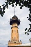 Πύργος πυροσβεστών στη Μόσχα, χτισμένη το 1880 ES Στοκ Εικόνες