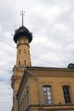 Πύργος πυροσβεστών στη Μόσχα, χτισμένη το 1880 ES Στοκ φωτογραφίες με δικαίωμα ελεύθερης χρήσης