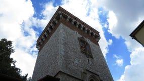 Πύργος πυλών πόλεων της Κρακοβίας Στοκ Φωτογραφία