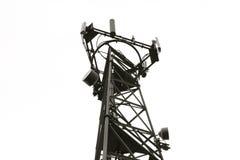 Πύργος ραδιοφώνων/επικοινωνίας Στοκ Εικόνες