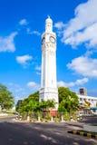 Πύργος ρολογιών σε Jaffna Στοκ Εικόνα