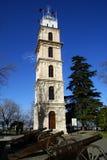 πύργος ρολογιών του Bursa Στοκ εικόνες με δικαίωμα ελεύθερης χρήσης