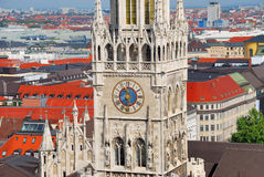 πύργος ρολογιών Στοκ Εικόνα