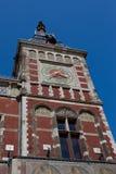 πύργος ρολογιών Στοκ εικόνα με δικαίωμα ελεύθερης χρήσης