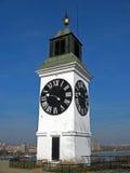 πύργος ρολογιών Στοκ εικόνες με δικαίωμα ελεύθερης χρήσης