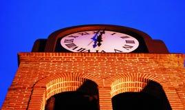 πύργος ρολογιών Στοκ Εικόνες