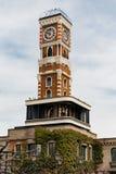 Πύργος ρολογιών Bricked του πάρκου Shiroi Koibito σε Sapporo στο Hokkaido, Ιαπωνία Στοκ Εικόνα