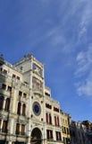 πύργος ρολογιών Βενετία Στοκ φωτογραφίες με δικαίωμα ελεύθερης χρήσης