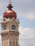 Πύργος ρολογιών στη Μαλαισία Στοκ Φωτογραφίες