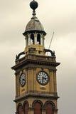 Πύργος ρολογιών στο Νιουκάσλ στοκ εικόνες