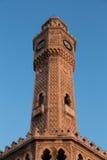 Πύργος ρολογιών του Ιζμίρ Στοκ φωτογραφία με δικαίωμα ελεύθερης χρήσης