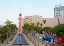 Πύργος ρολογιών, Χονγκ Κονγκ Στοκ Εικόνες