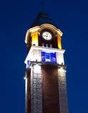 Πύργος ρολογιών Στοκ Φωτογραφία
